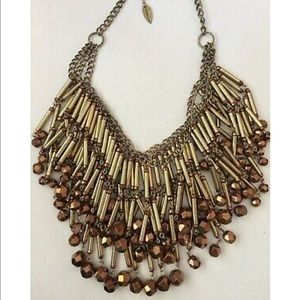 Coldwater Creek Statement Necklace NWT